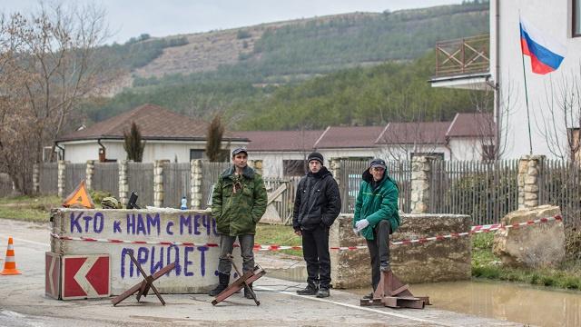 أسطول البحر الأسود الروسي: اتفقنا مع سلطات القرم على التعاون في حماية مواقع الاسطول