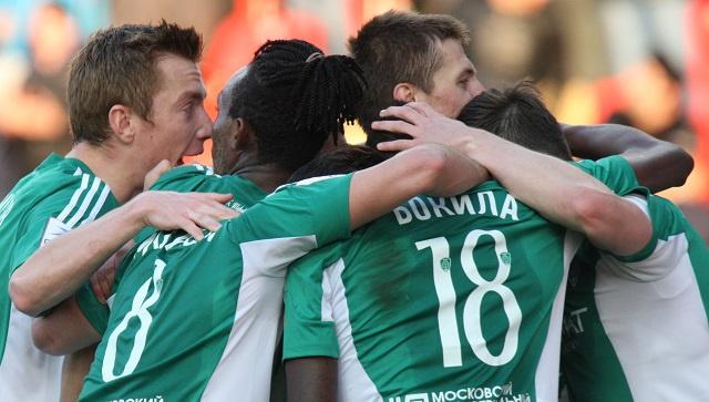 تيريك يبلغ ربع نهائي كأس روسيا