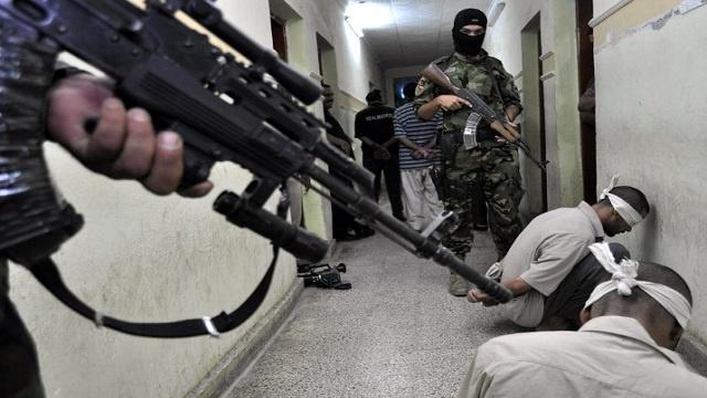 تدمير معمل للمتفجرات واعتقال 16 إرهابيا في نينوى بالعراق