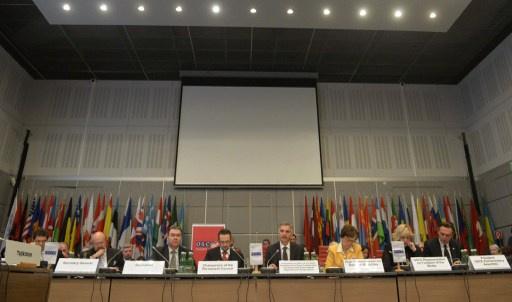 مجلس أوروبا يدعو اطراف الازمة الاوكرانية الى عدم التصعيد ولقاء مرتقب لوزراء خارجية اوروبا