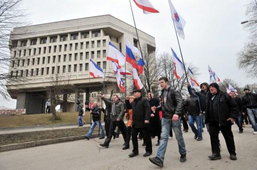 الخارجية البريطانية تستدعي السفير الروسي لبحث تطورات الوضع الاوكراني