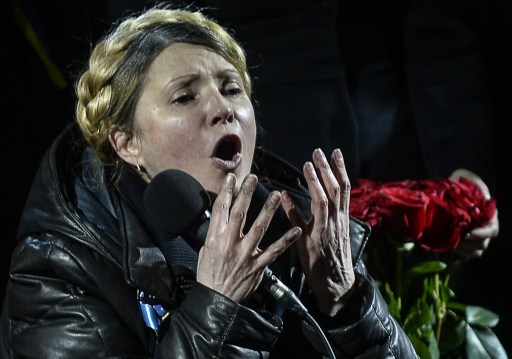 وكالة الانباء الاوكرانية: تيموشينكو تزور موسكو يوم 3 مارس لبحث مسألة القرم