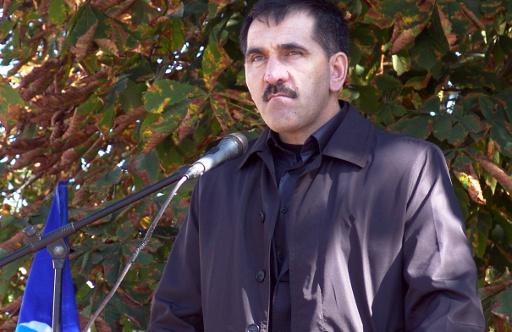 يفكوروف: دعوة زعيم المتشددين الاوكرانيين لعمروف تضعه في خانة واحدة مع الارهابيين