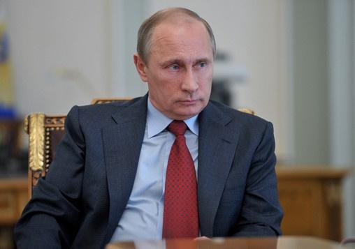 بوتين: سنحمي مصالحنا في حال انتشار العنف إلى شرق أوكرانيا والقرم