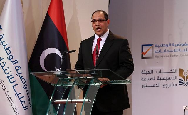 فوز الليبراليين في انتخابات الهيئة التأسيسية لصياغة مشروع الدستور في ليبيا