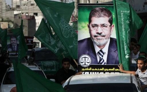 تأجيل محاكمة مرسي الى الثلاثاء بعد تعذر نقله الى المحكمة بسبب سوء الأحوال الجوية