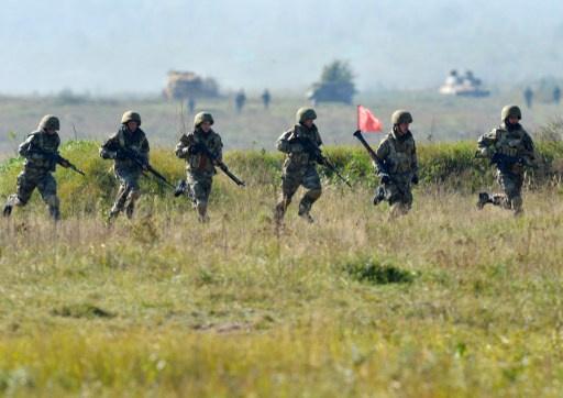 وكالة ايتار ـ تاس: الرئيس الاوكراني المعين يضع القوات في حالة تأهب