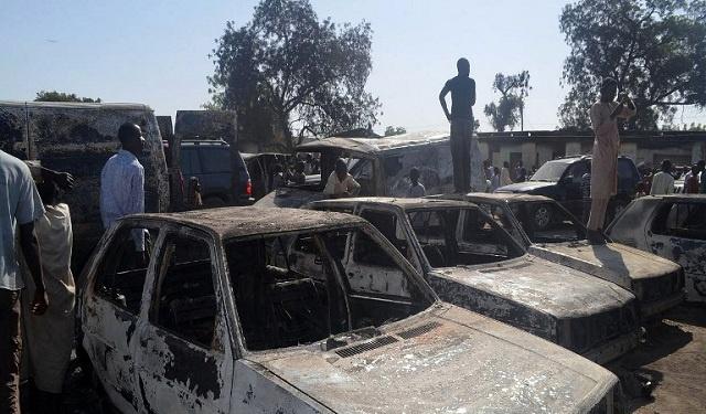 سقوط أكثر من 35 قتيلا في هجوم مسلح على حي سكني شمال شرق نيجيريا
