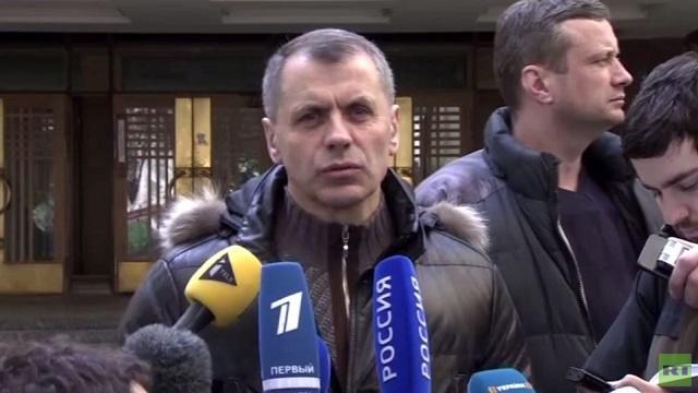 برلمان القرم: قرار مجلس الاتحاد الروسي رد على نشاطات العصابة النازية