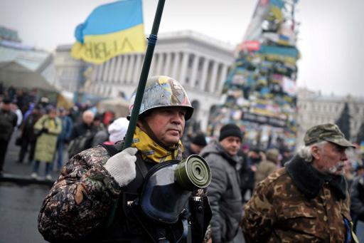 مشارك في احداث الميدان بكييف: كان هناك الكثير من المرتزقة الاجانب في الميدان