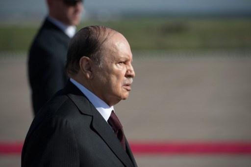 بوتفليقة يدعو الجزائريين إلى المشاركة في الانتخابات لاختيار