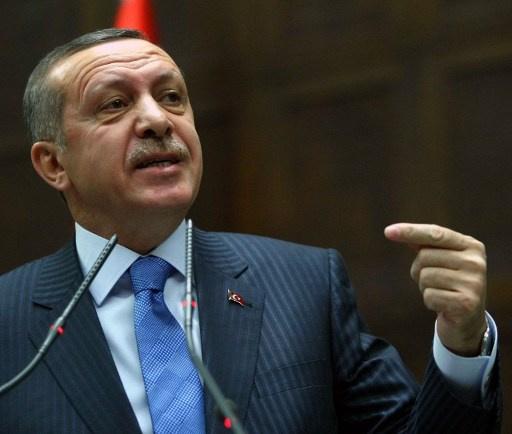 اردوغان يعتبر نفسه