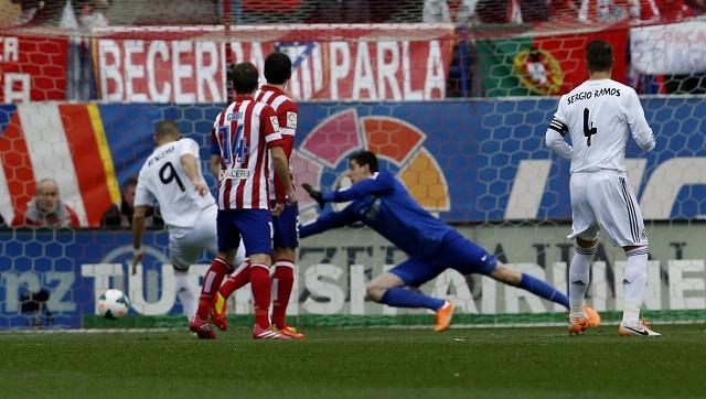 رونالدو ينقذ الريال من الهزيمة في