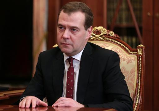 مدفيديف: سمعة يانوكوفيتش تقترب عمليا من الصفر لكنه لا يزال رئيسا شرعيا حسب الدستور