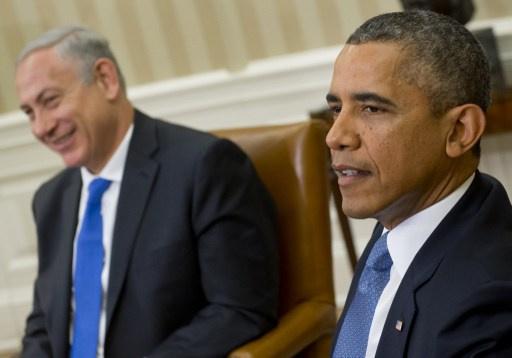 نتانياهو في واشنطن لبحث مفاوضات السلام وأوباما يحذر من فشلها