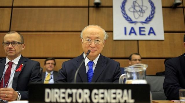 محافظو الوكالة الدولية للطاقة الذرية يبحثون مدى التزام طهران بشروط الصفقة النووية