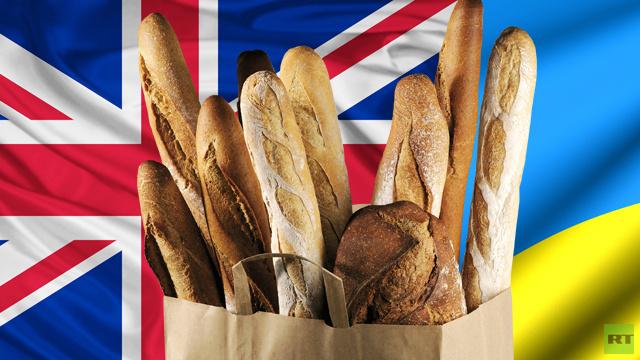 التلغراف: أزمة القرم تهدد بارتفاع أسعار الخبز في بريطانيا