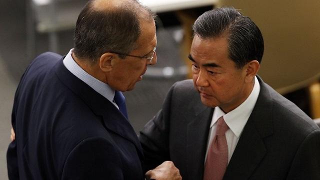 موسكو: وزير الخارجية الروسي ونظيره الصيني يؤكدان تطابق المواقف إزاء الوضع في أوكرانيا