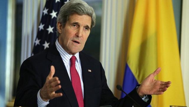 كيري: الولايات المتحدة لا تريد العودة الى الحرب الباردة مع روسيا