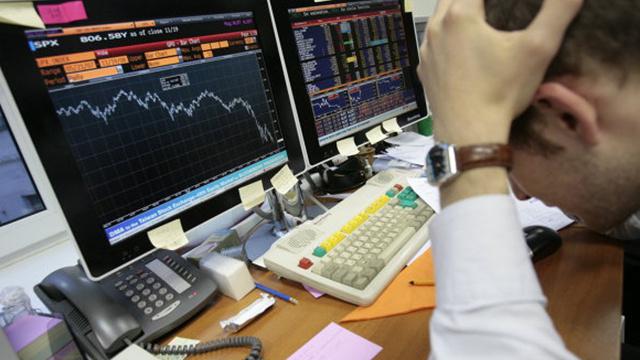 الأسهم الروسية تهوي على خلفية الأزمة مع أوكرانيا حول شبه جزيرة القرم