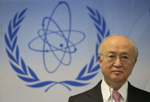 أمانو: سورية وافقت على إطلاع الوكالة الدولية للطاقة الذرية على مفاعل صغير في دمشق