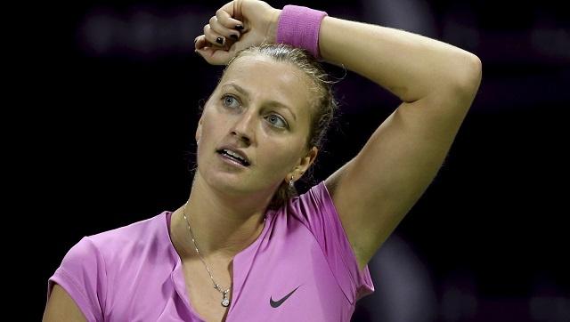 التشيكية كفيتوفا تتراجع ثلاثة مراكز في التصنيف العالمي للاعبات التنس