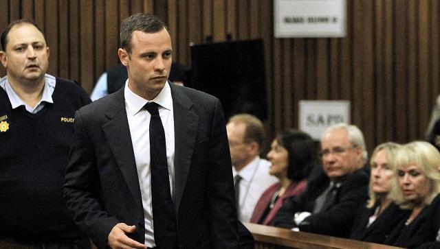 بيستوريوس يؤكد براءته أمام المحكمة من تهمة قتل صديقته عمدا