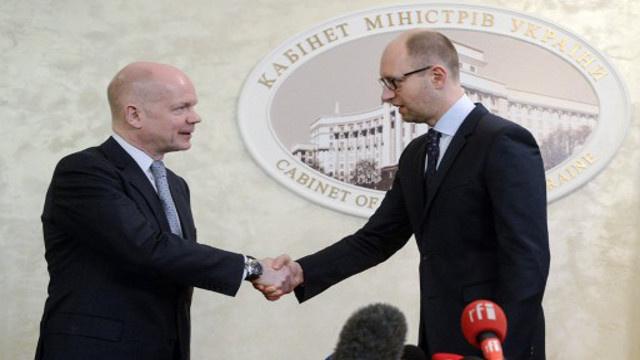 ياتسينيوك: أوكرانيا لن تفرط في القرم لأحد