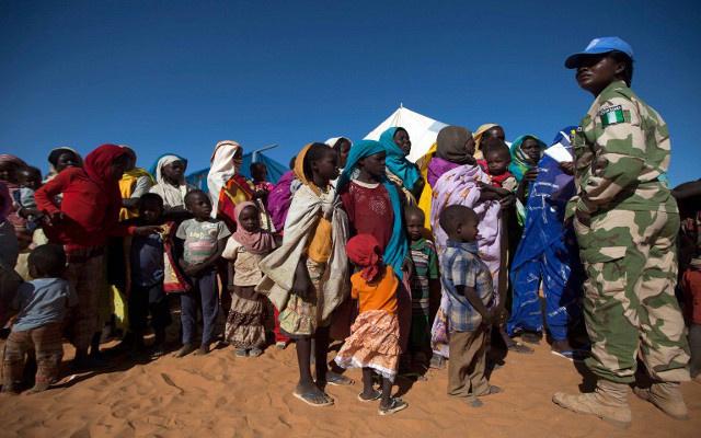 الأمم المتحدة: نزوح 20 ألف شخص من إقليم دارفور بسبب أعمال العنف