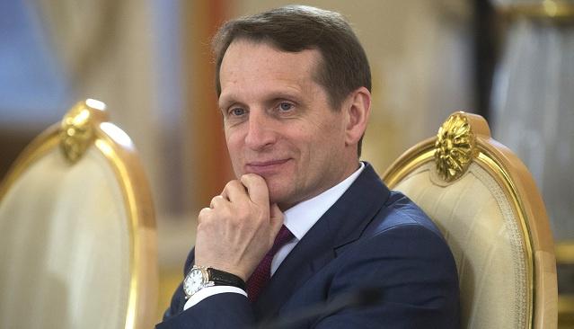 رئيس مجلس الدوما: لا توجد إلى حد الآن حاجة إلى استخدام قوات روسية في أوكرانيا