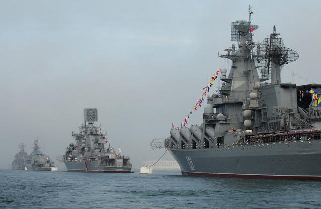 مقر أسطول البحر الأسود الروسي: الأنباء التي تحدثت عن إنذار روسي للقوات البحرية الأوكرانية مجرد هراء