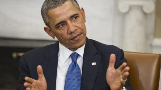 أوباما: واشنطن تدرس سبل الضغط على موسكو بسبب الأزمة الأوكرانية