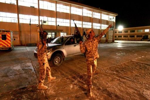 مقتل عنصري أمن برصاص مسلحين مجهولين في بنغازي