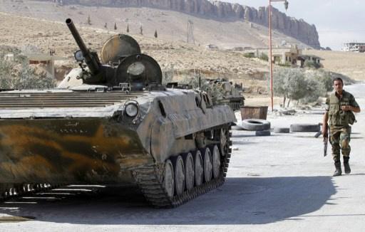الجيش السوري يسيطر على مناطق قرب يبرود في ريف دمشق