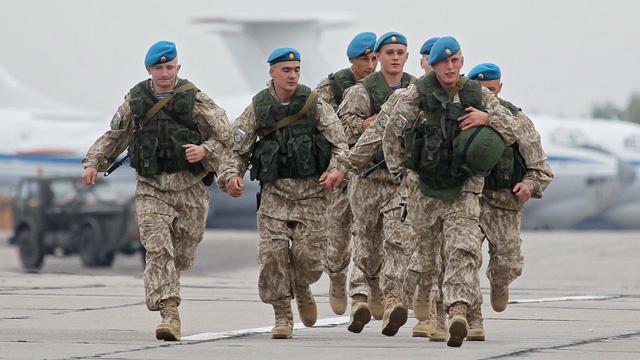 الكرملين: بوتين يأمر بعودة القوات الروسية المشاركة في المناورات الى أماكن مرابطتها الدائمة
