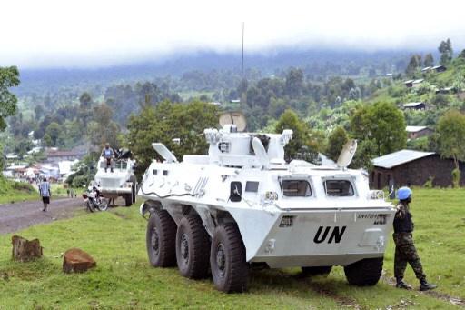 إصابة 5 من جنود البعثة الأممية في الكونغو الديمقراطية