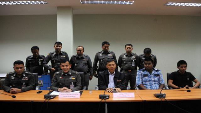 تايلاند .. القبض على عسكريين اعترفا بقتلهما 3 أطفال مسلمين
