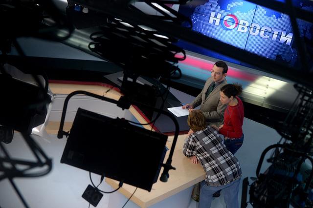 إيقاف بث ثلاث قنوات تلفزيونية روسية في أوكرانيا