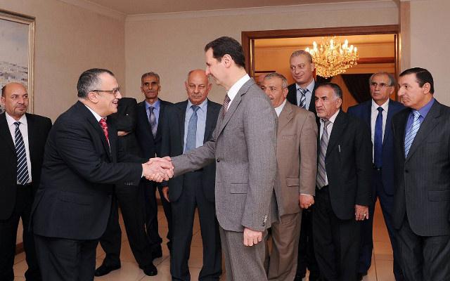 الأسد يعتبر خطة كيري تكريسا ليهودية دولة إسرائيل