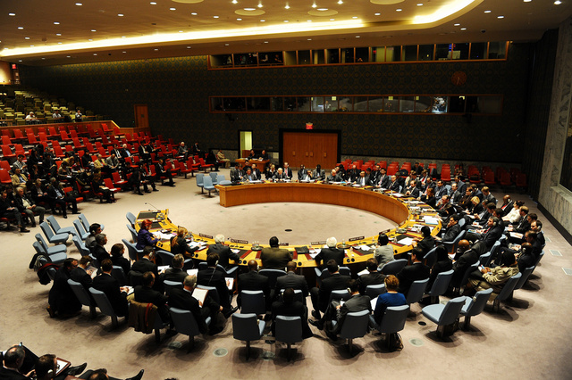 رئيسة مجلس الأمن الدولي: لا خطط لتبني قرار حول أوكرانيا حاليا