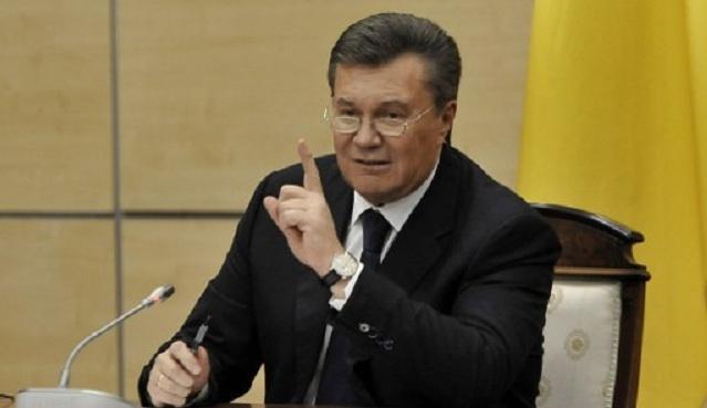 جهاز الأمن الأوكراني يطلب من موسكو تسليم يانوكوفيتش