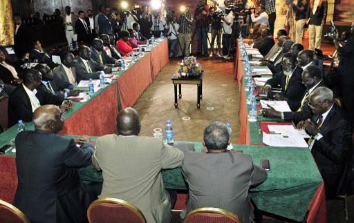 تعليق المفاوضات بين طرفي النزاع في جنوب السودان