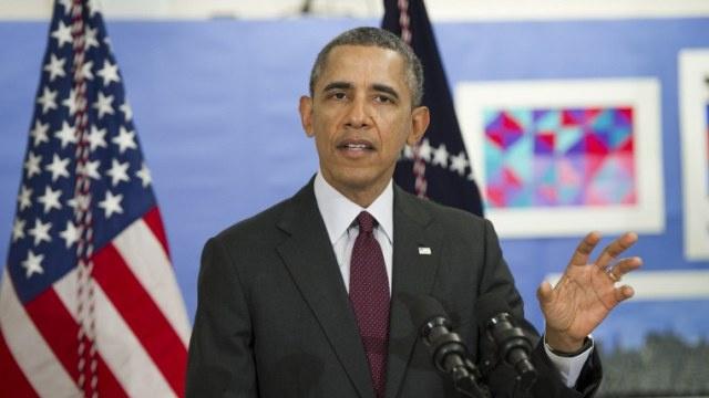 أوباما يأمل بتخفيف حدة التوتر في أوكرانيا في الأيام القريبة القادمة