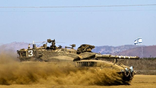 الجيش الإسرائيلي يطلق النار على مشتبه بهم بزرع عبوة ناسفة في الجولان