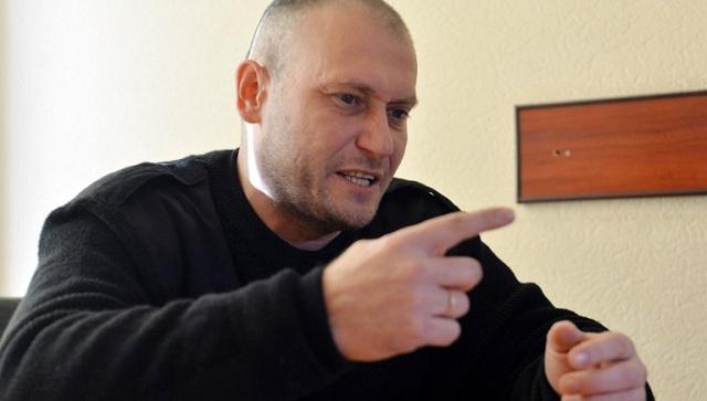 روسيا تصدر مذكرة اعتقال دولية بحق دميتري ياروش زعيم حركة