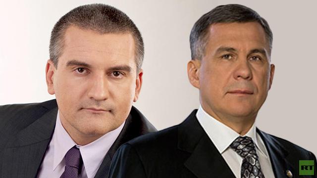 توقيع اتفاقية تعاون بين جمهورية تتارستان الروسية وجمهورية القرم ذات الحكم الذاتي