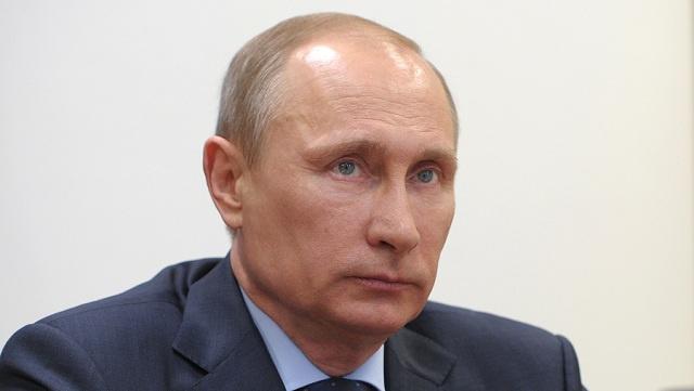 بوتين: لا يجوز أن يؤثر التوتر السياسي في أوكرانيا على تعاوننا الاقتصادي