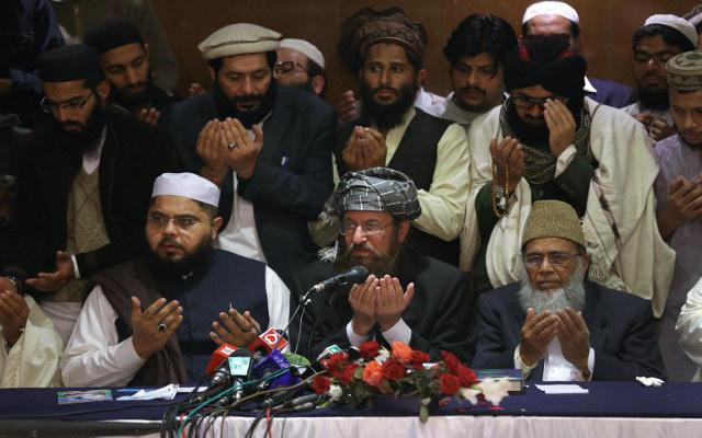 استئناف المفاوضات بين الحكومة الباكستانية وحركة طالبان
