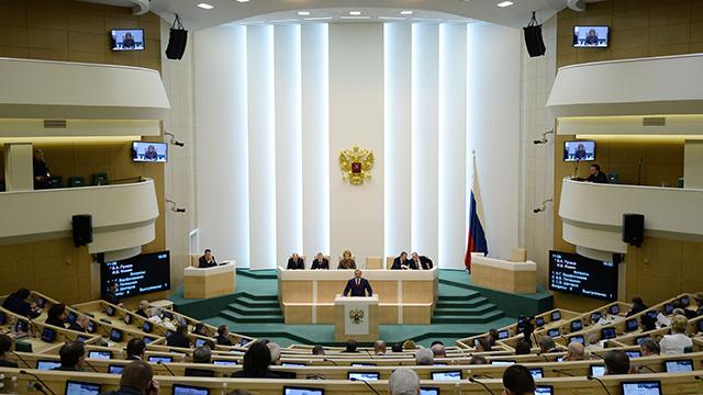 موسكو تعد مشروع قانون لفرض عقوبات على شركات غربية