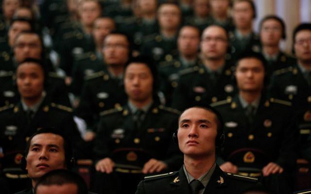 الصين تعلن عن زيادة في ميزانيتها العسكرية